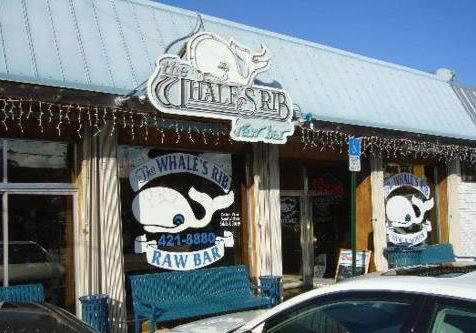 The Whale's Rib restaurant